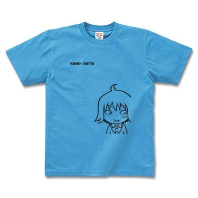 リラックスメイト カワイイキャラTシャツ