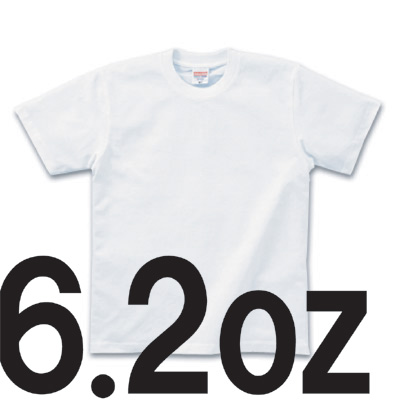 Tシャツ屋HotBox 6.2ozTシャツ