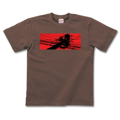 クール電柱Tシャツ 通販
