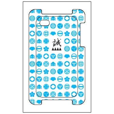 新選組家紋iPhoneカバー