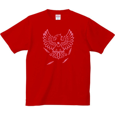 鷲マークTシャツ