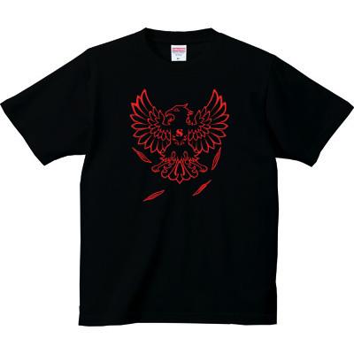 イーグル デザインTシャツ
