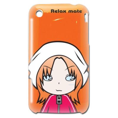 キャラクターカバー iPhone3G