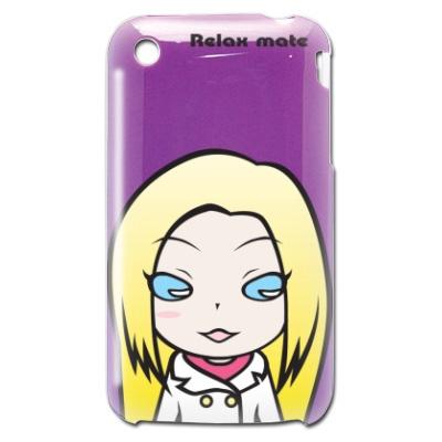 キャラクターケース iPhone3GS