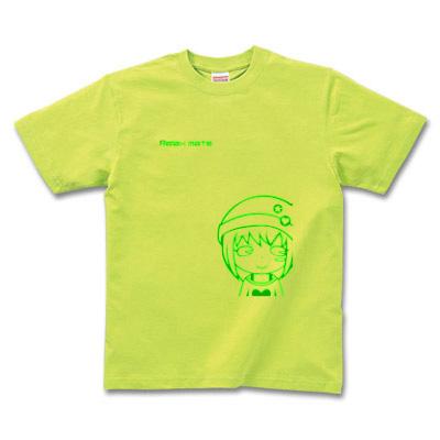 キャラデザイン Tシャツ