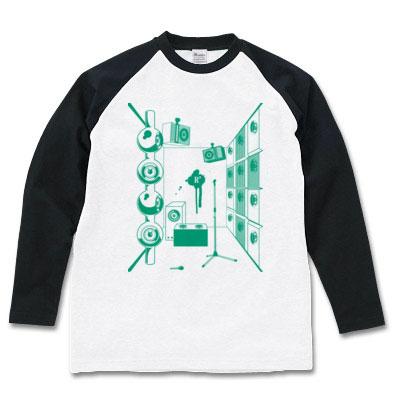 Speaker room Tシャツ