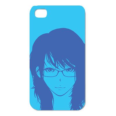 女の子イラストiPhone4Sカバー