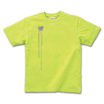 オリジナルTシャツ ハートプリント