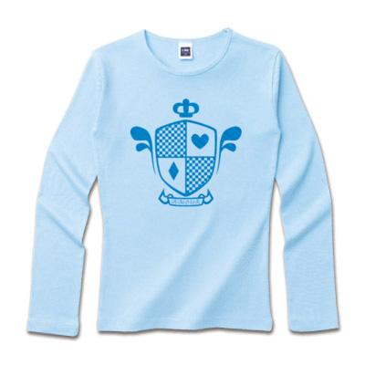 ロングTシャツ かわいいイラストシャツ