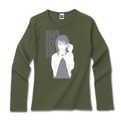 長袖シャツ 女の子デザイン