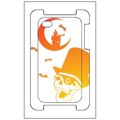 iPhone4S ハロウィン