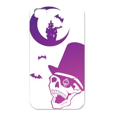 iPhoneケース skull