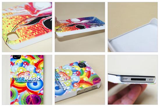 iPhoneデザインサンプル写真