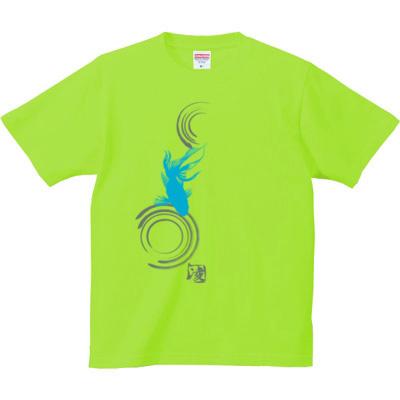 半袖Tシャツ ジャパニーズスタイルデザイン