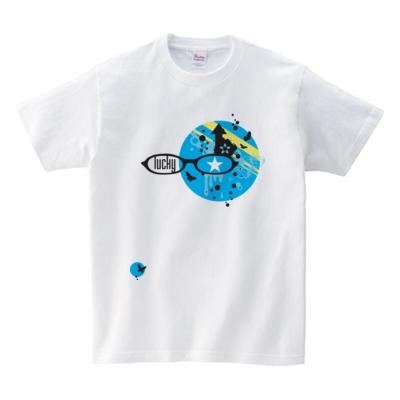Tシャツデザイン 眼鏡