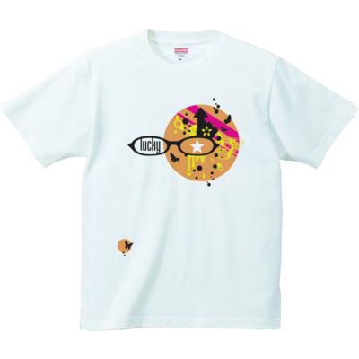 lucky Tシャツ 通販