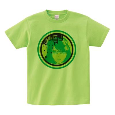 女の子イラスト Tシャツ
