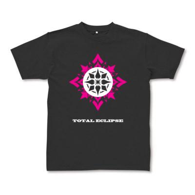 皆既日食Tシャツ・ロンT 「TOTAL ECLIPSE」