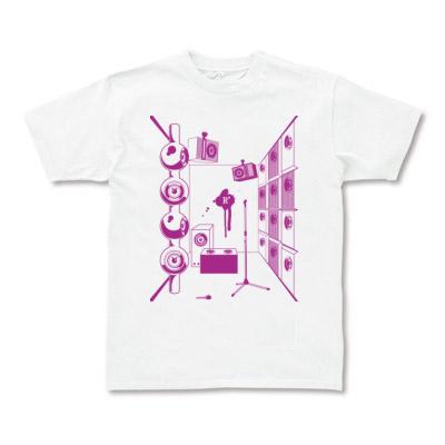 スピーカールーム プリントTシャツ