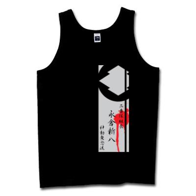 永倉新八 新選組最強の男 家紋ロゴ