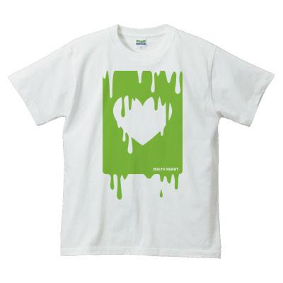 ハートイラストTシャツ 通販