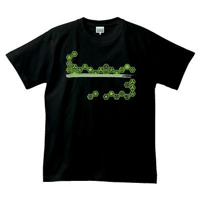 和風ロゴデザイン Tシャツ