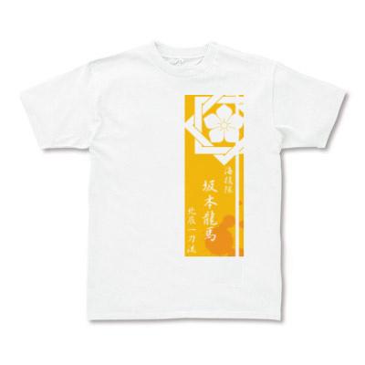 サムライデザインTシャツ