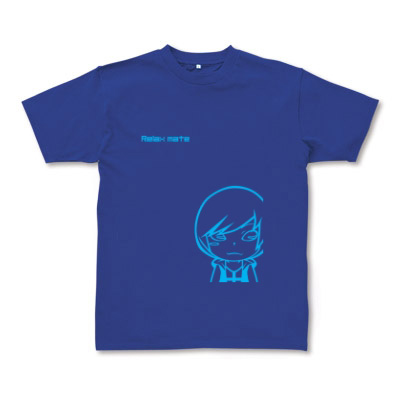 プチキャラ男の子 Tシャツ
