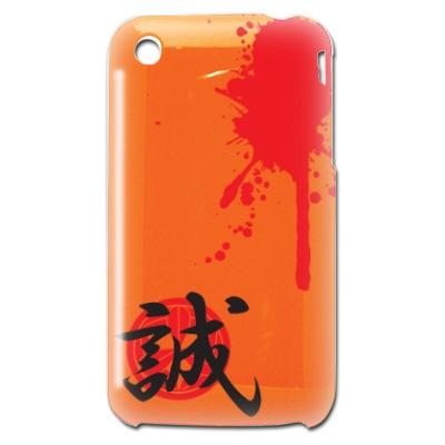 iPhone3GSシェルカバー 侍デザイン