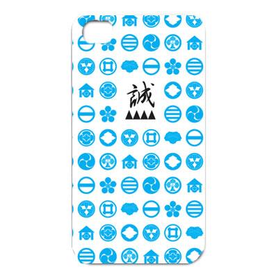 新選組家紋3DデザインiPhone