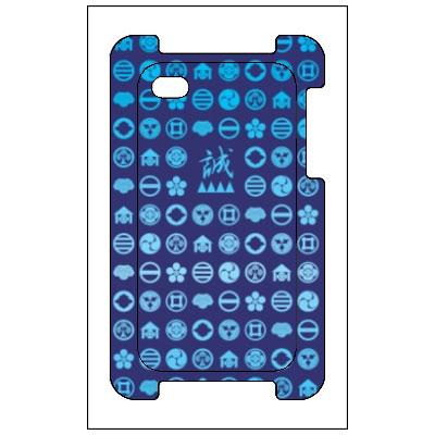 新選組ロゴ iPhone4sカバー