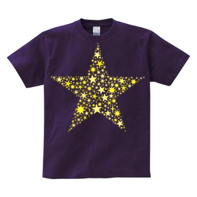 オリジナルデザイン星Tシャツ 通販
