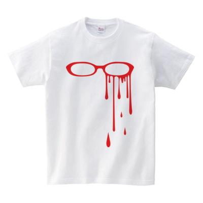 とろけるメガネTシャツ通販