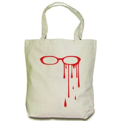 眼鏡デザイントートバッグ
