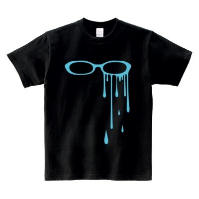 メガネTシャツ ユニークデザイン