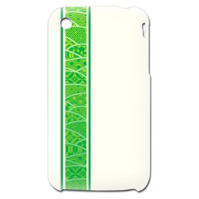 アイフォン3Gカバー 和風デザイン