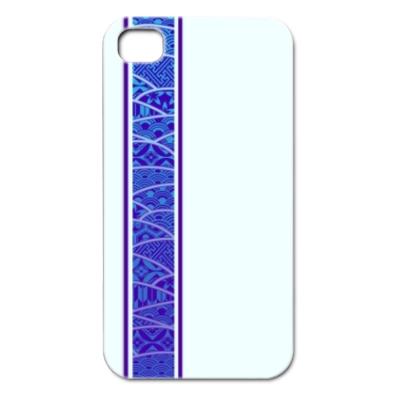 和風デザインiPhone4 シェルカバー
