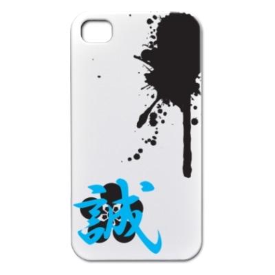 吉村貫一郎 新選組iPhoneカバー