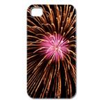 iPhone4シェルカバー Fireworks